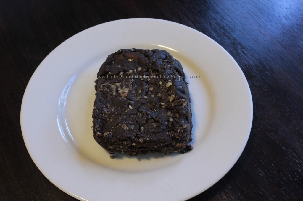 raw brownie gluten free dairy free