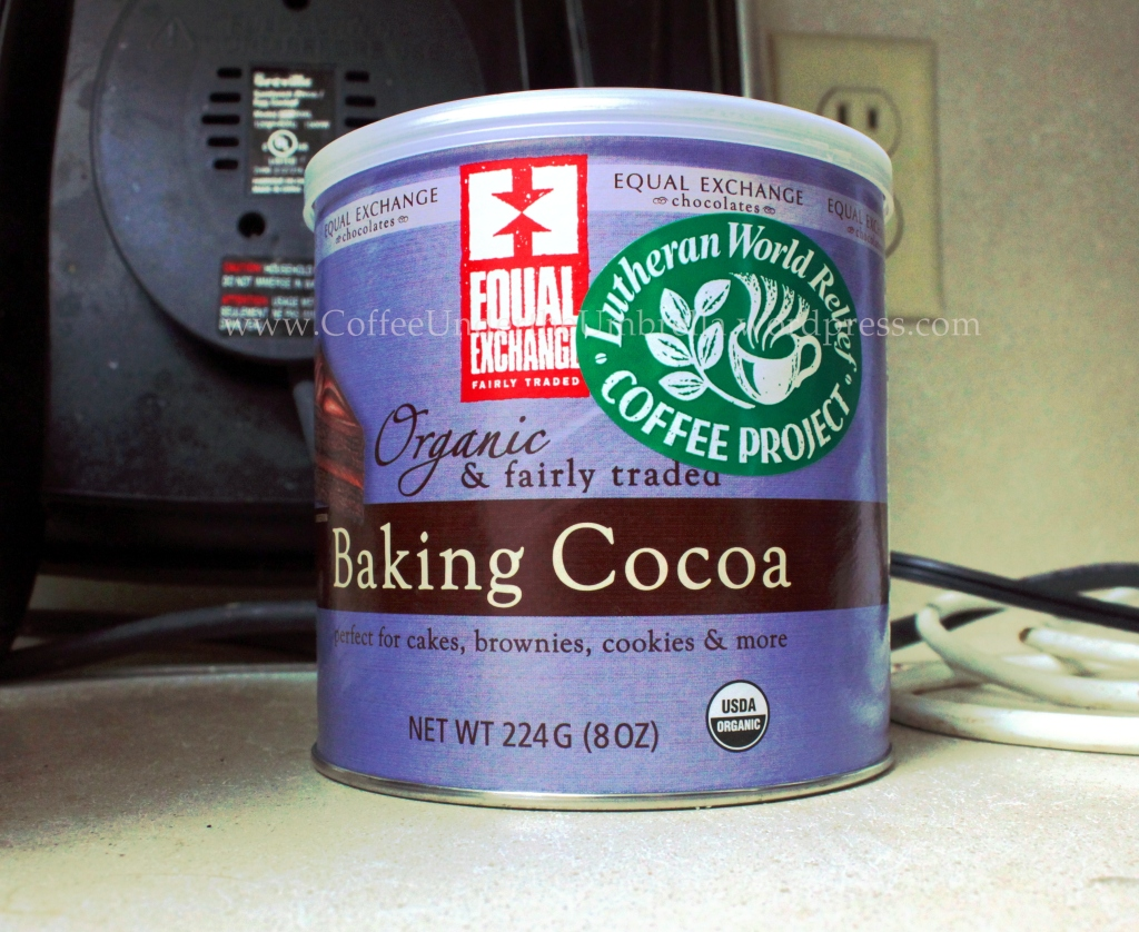 organic fair trade baking cocoa